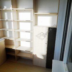 Производство и установка встроенных шкафов на лоджии под заказ