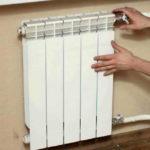 Батарея отопления, вынос на балкон и лоджию