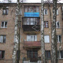 Выносное остекление балкона хрущевки в комплексе с ремонтом