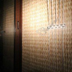 Внутренняя обшивка стен балкона из ПВХ панелей