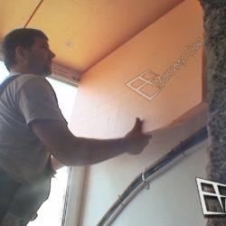 пеноплекс на стену