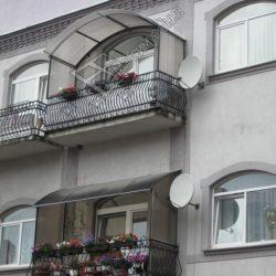 крыша для балкона из поликарбоната