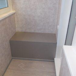 Мебель для обустройство балкона на заказ от производителя недорого
