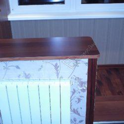 Объединение лоджии с комнатой и обустройство подоконника под декоративную столешницу