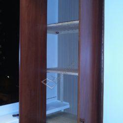 Обустройство мебелью лоджии объединенной с комнатой