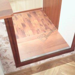 Обустройство балконного проема после объединения лоджии с комнатой под ключ
