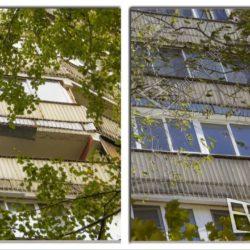 Раздвижные oкнa для балконов и лоджий