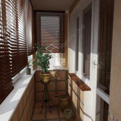 фото балконов внутри дизайн