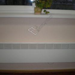 электрический конвектор под окно