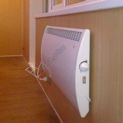 конвектор на балкон электрический