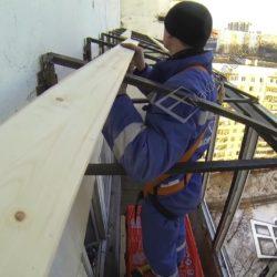 Балконы и лоджии длиной 6 метров