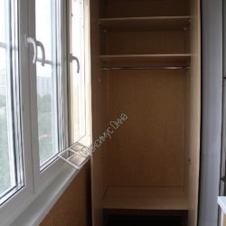 шкафы для балкона и лоджии