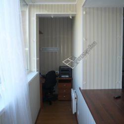 утепленная лоджия совмещенная с комнатой