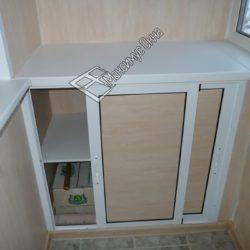 Тумбочки для балконов и лоджий