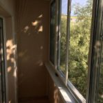 Остекление Слайдорс, утепление и отделка балкона
