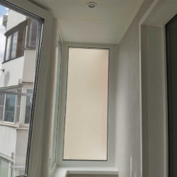 остекление балконов примеры