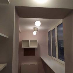 балкон дизайн интерьера фото в обычной квартире