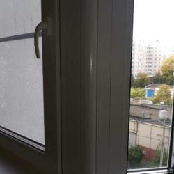 теплое остекление лоджии пластиковыми окнами