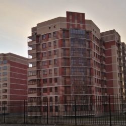 Новая Москва, дом по адресу улица Семёна Гордого, 12