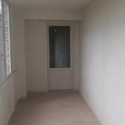 балкон изнутри после отделки