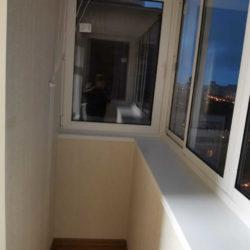 Остекление балкона SLIDORS 60