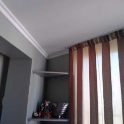 шторы под потолочный карниз