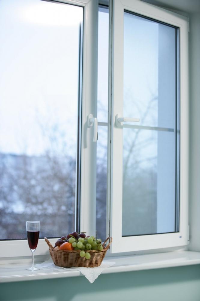 окно домой