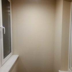 отделка балкона реальные фото