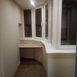 балкон под ключ москва