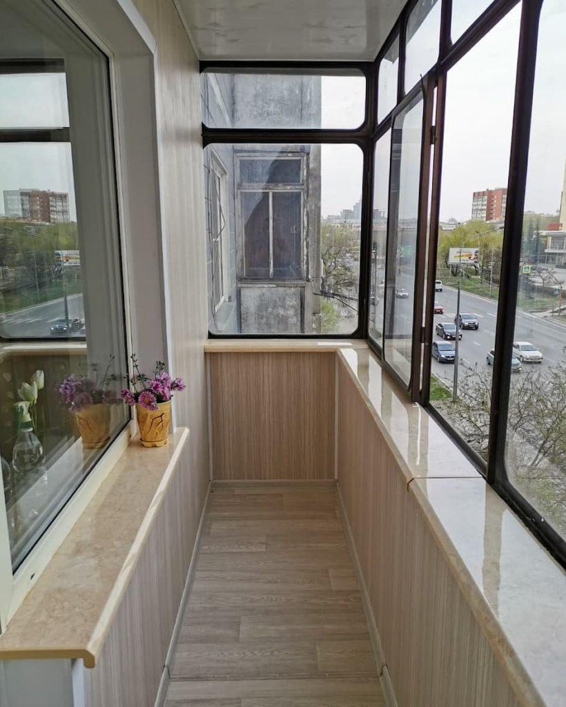 Остекление балконов в Алтуфьево