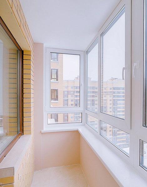 Остекление балконов Марьино