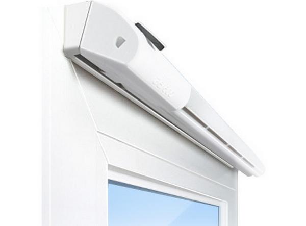 Пластиковые окна с климат-контролем