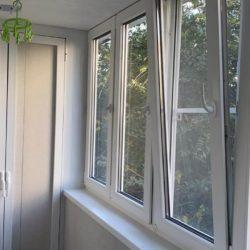 остекление лоджий пластиковыми окнами в москве недорого