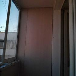 балкон в доме серии II-18