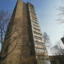 Ремонт балкона Шипиловская д.13