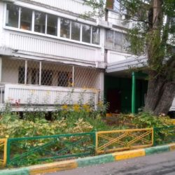 Дом Ташкентская, д. 27 к.3
