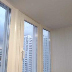 остекление балконов в москве под ключ