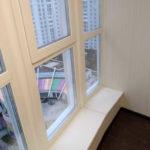 Остекление балкона в пол, утепление, отделка, совмещение с кухней