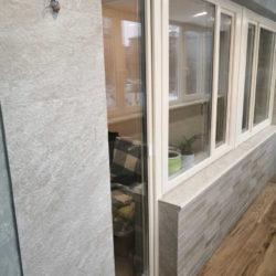 вид балкона после отделки